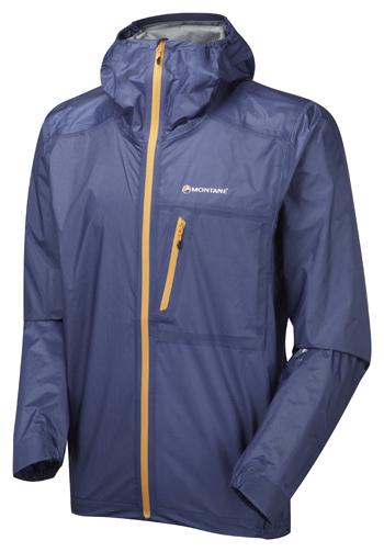 Los probadores de TRW distinguen la chaqueta Montane Minimus 777