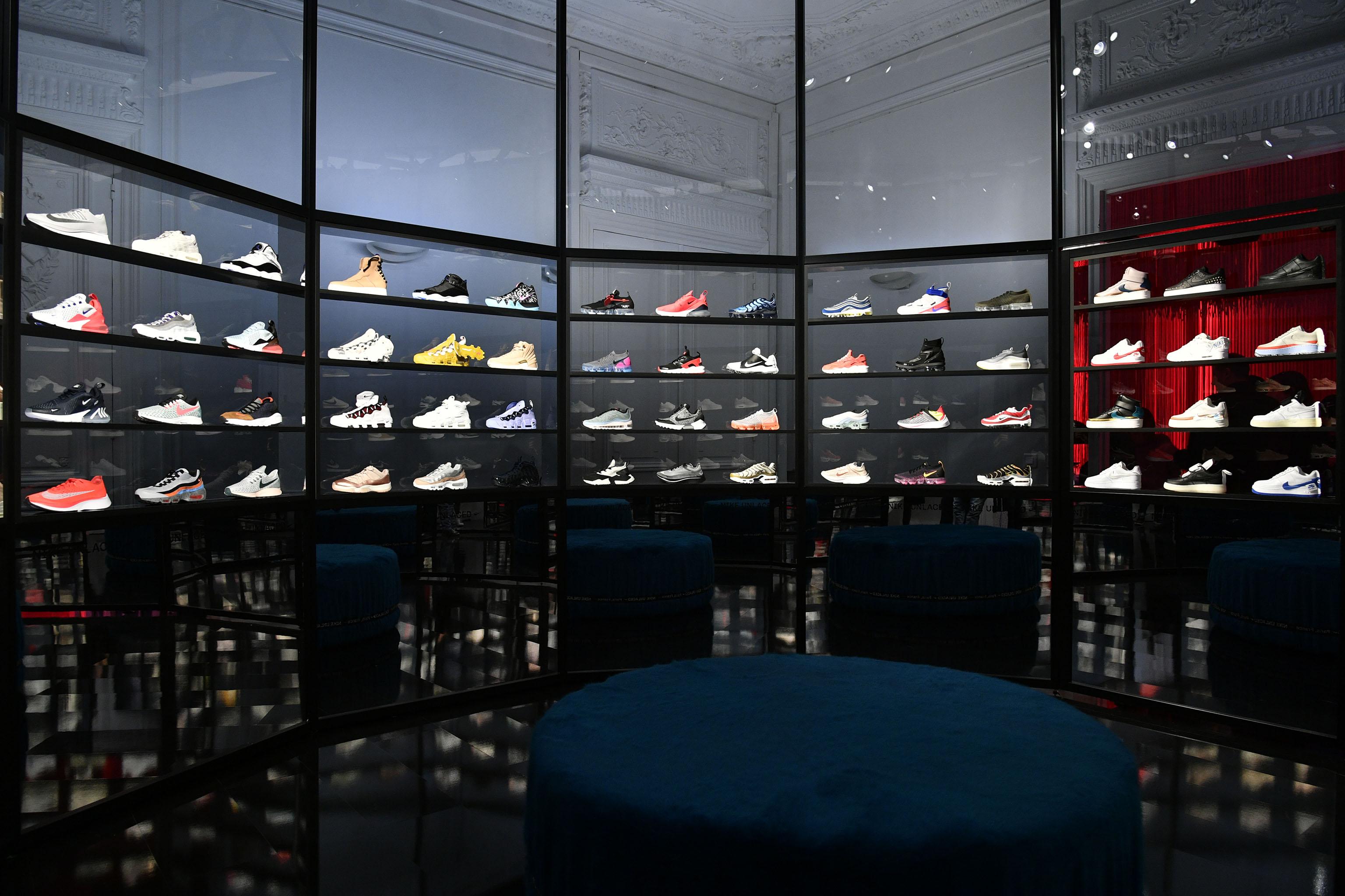 Nike lanza una tienda online de sneakers para mujer