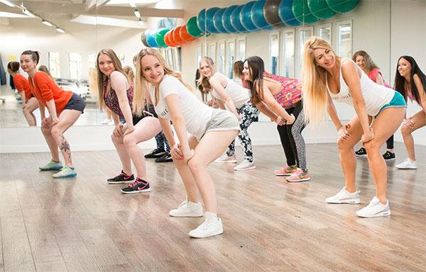 Fitness y danza: Diez tendencias para bailar en el gimnasio