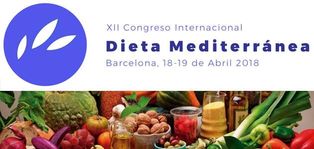 El XII Congreso Internacional de la Dieta Mediterránea se hará en Barcelona