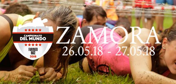 Zamora acogerá el campeonato del mundo Farinato Race
