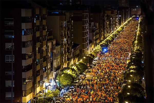 La 15k Nocturna Valencia cambia de precio