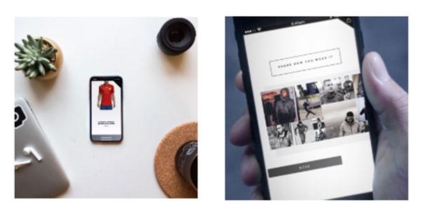Adidas trae a España su nueva app de venta online