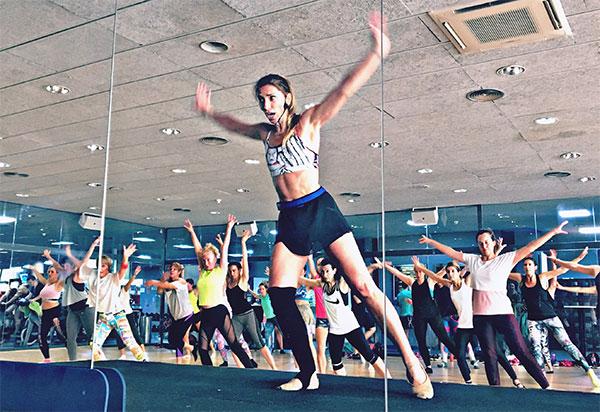 Ballet Fit se introduce en 02 Centro Wellness y supera los 40 gimnasios en España