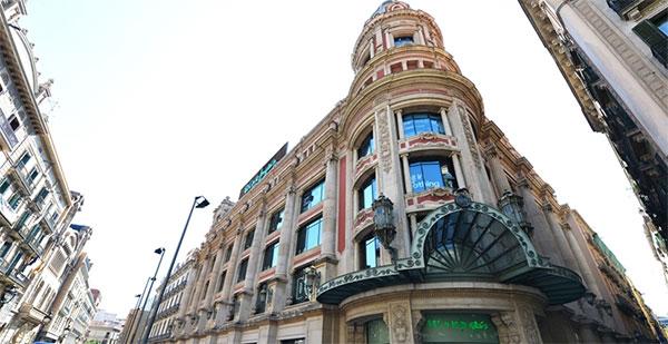 El Corte Inglés convierte su tienda de Portal del Ángel en un macrocomercio deportivo