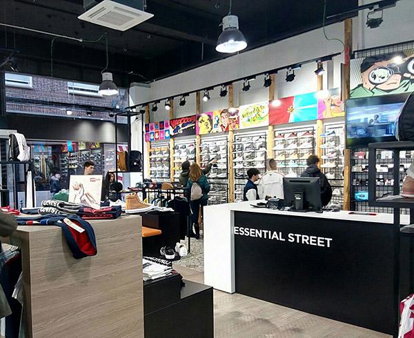 Deportes Cronos sigue desarrollando Essential Street