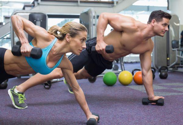 El entrenamiento de fuerza ayuda a los deportistas de resistencia