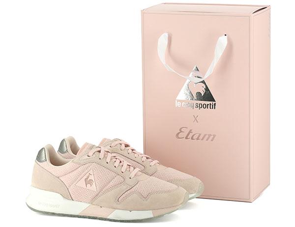 Le Coq Sportif diseña unas sneakers para Etam