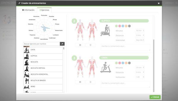 Fitbe amplía las funciones de su módulo de entrenamiento