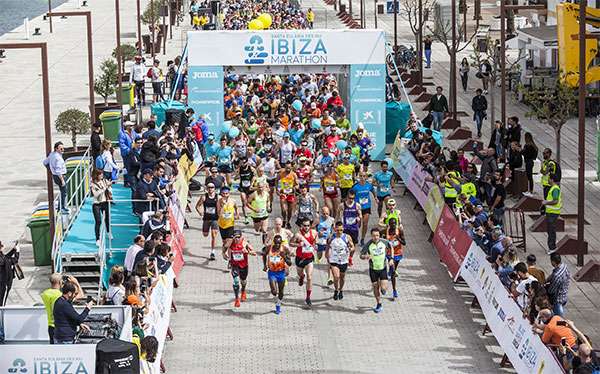 La tercera edición del Ibiza Marathon 2019 ya tiene fecha de celebración