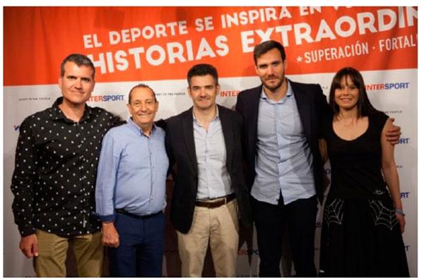 Intersport premia a las mejores 'Historias Extraordinarias' del deporte