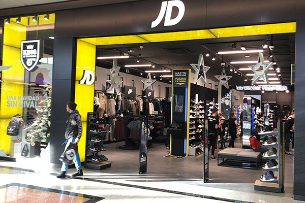 JD Sports ultima su tienda 43 en España