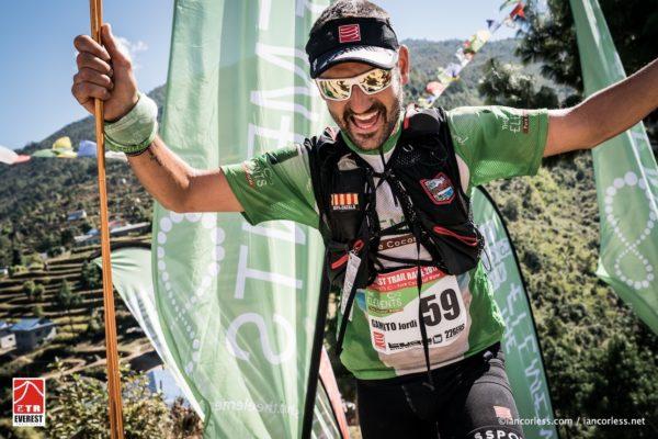 Jordi Gamito y Pau Capell competirán en el Everest Trail Race en el equipo The Elements