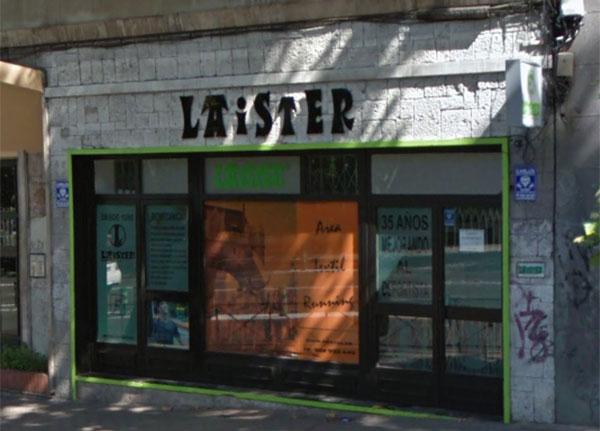 Laister se queda con tres tiendas y se centra en el asesoramiento