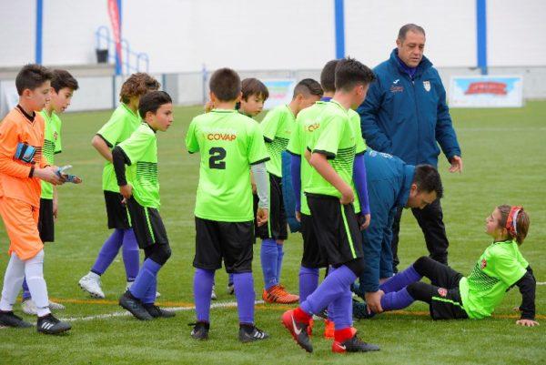 Advierten del aumento de lesiones deportivas infantiles