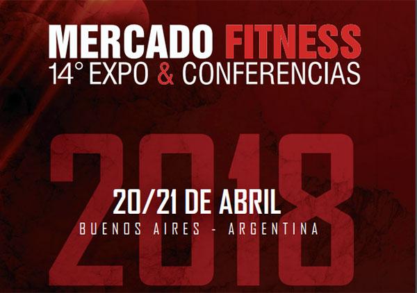 Conferencia sobre Neuro Digital Marketing en Mercado Fitness Argentina
