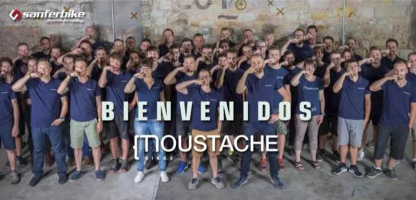 Sanferbike incorpora a su portfolio la marca de ebikes Moustache
