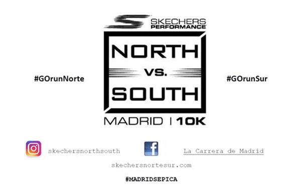La carrera Skechers Performance Norte vs Sur llega a la décima edición