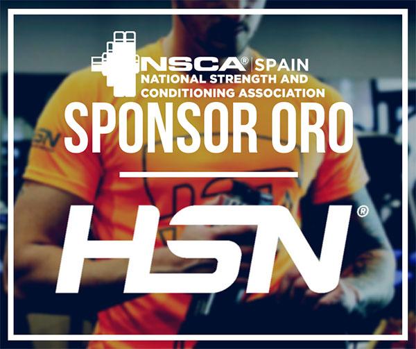 La marca de nutrición HSN y NSCA Spain renuevan su acuerdo