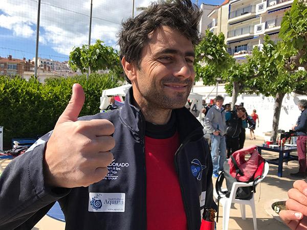 Peco Mulet,  principal favorito del Campeonato de Cataluña sénior 2018