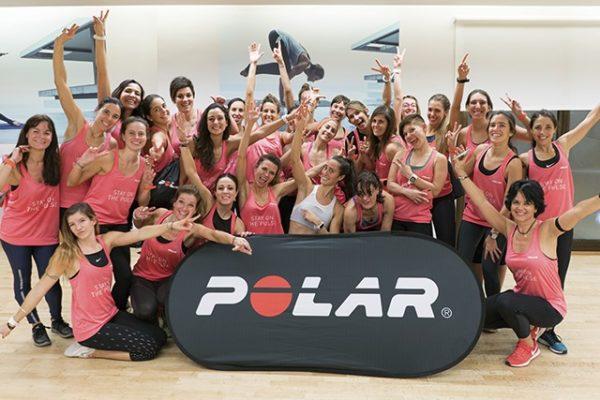 El Polar Fitness Tour triunfa en Barcelona, Madrid y Valencia