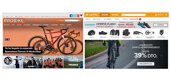 Pexamamia, propietaria de Probike, compra Retto E-shop