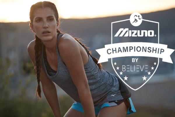 Mizuno y la app Believe crean una liga de running virtual