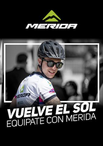 Merida Bikes lanza su gama de gafas