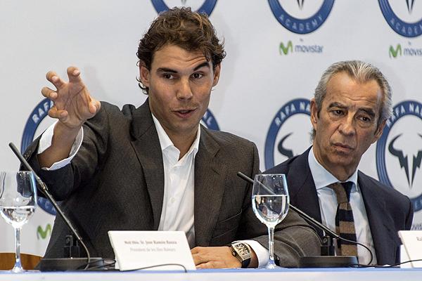 Rafa Nadal planea abrir una academia de tenis en Estados Unidos