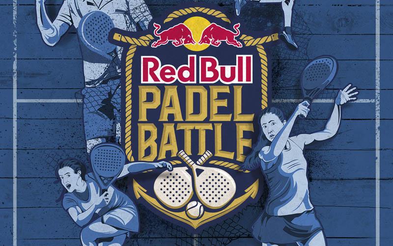 Red Bull irrumpe en el pádel con un campeonato amateur