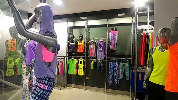 La ropa nueva puede albergar bacterias fecales