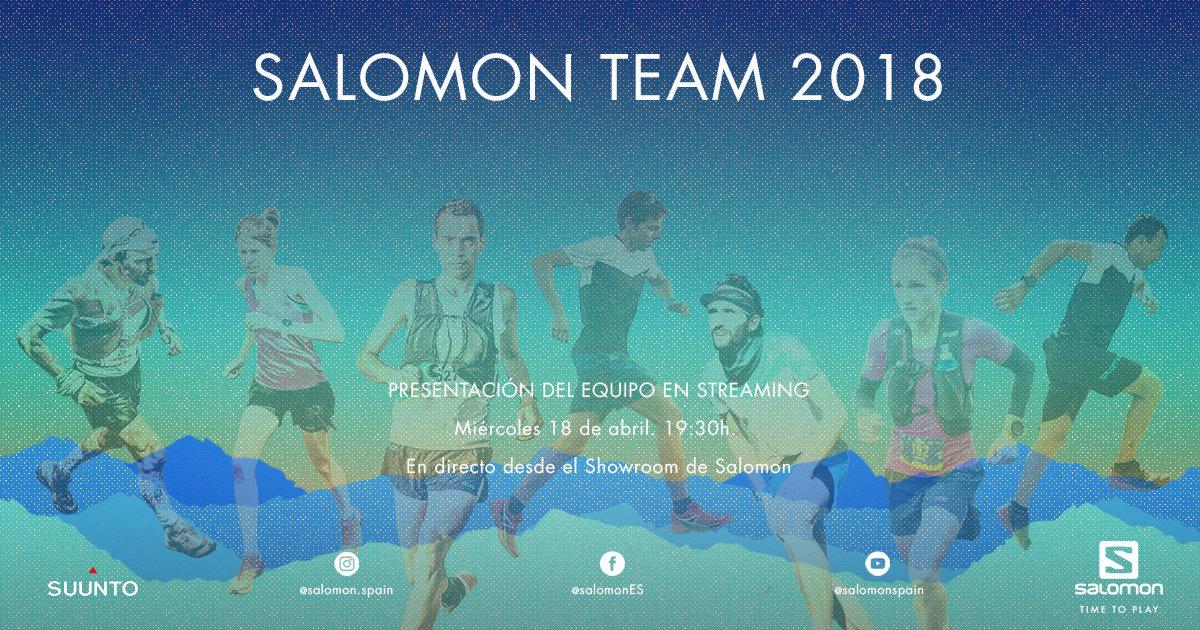Eli Gordón y Aritz Egea se incorporan al equipo de trail running de Salomon