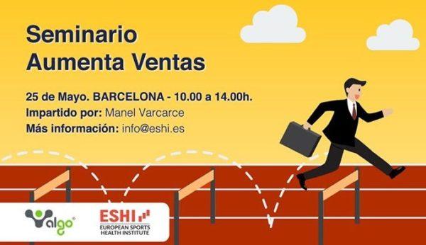 El Seminario 'Aumenta Ventas' de Valgo llega a Barcelona