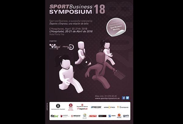 25 ponentes participarán en el Sport Business Symposium 2018