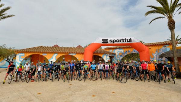 Sportful celebra la tercera edición de su Gravel Day en España