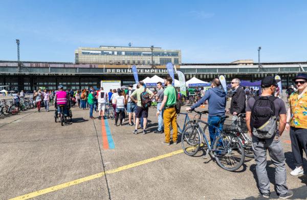 La VELOBerlin cierra con 16.000 visitantes