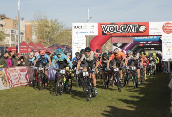 Tiago Ferreira vuelve a ganar la VolCAT
