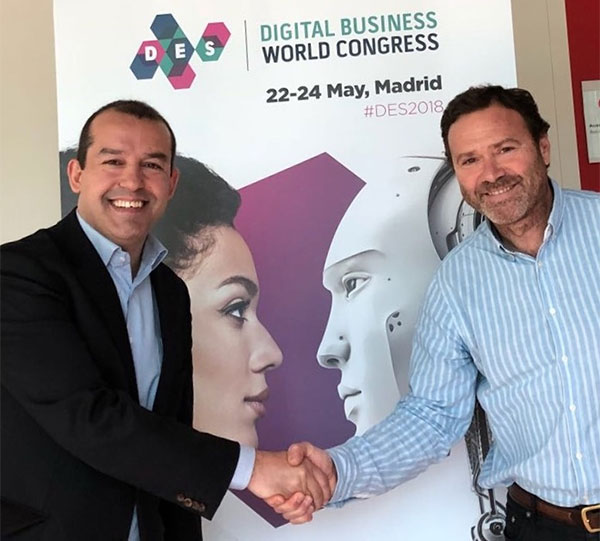 Afydad, nuevo colaborador del Digital Business World Congress