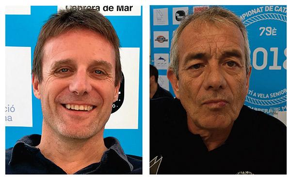 Albert Batlleriá y Joan Pedemonte campeones de Cataluña 2018