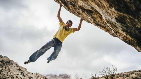 El escalador Alex Megos se incorpora al equipo de Gore-Tex