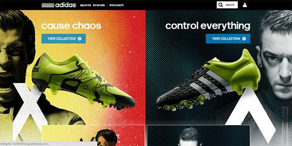 Adidas estudia retirar su inversión publicitaria en Facebook