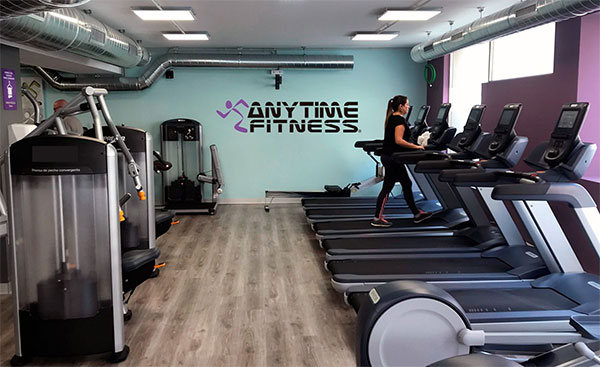 Anytime Fitness se refuerza en Cataluña
