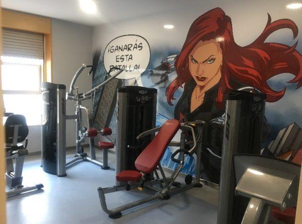 BH Fitness equipa el gimnasio de la nueva unidad de Oncología Adolescente