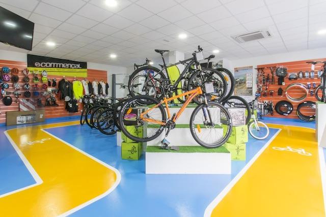 Cambio de líder en el ranking de tiendas de ciclismo más grandes de España