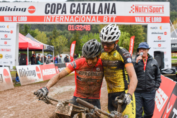 Darío Gasco triunfa en la Copa Catalana Internacional Biking Point de Vall de Lord