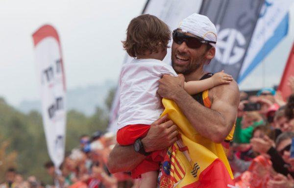 Luis Alberto Hernando gana el campeonato del mundo de trail