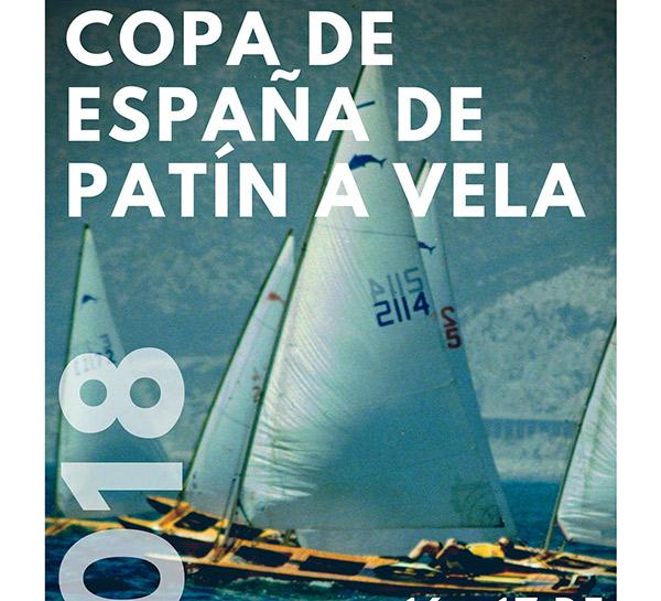 Convocan la Copa de España de patín a vela 2018