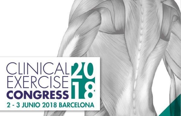 Barcelona acoge el Clinical Exercise Congress 2018