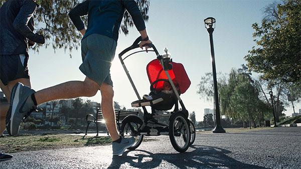 Los mejores cochecitos de bebé para correr