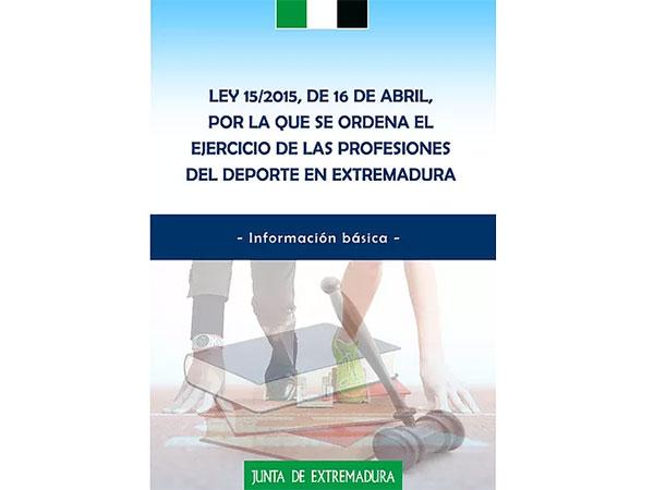 """Califican de """"alarmante"""" el proyecto de ley del deporte de Extremadura"""